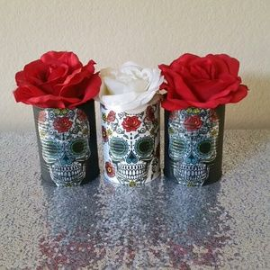 Day of The Dead Decor (3 pc)